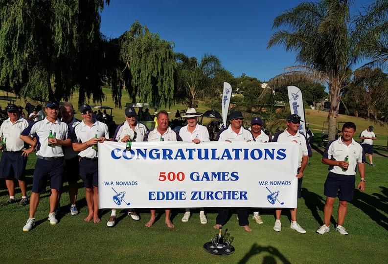 Congrats to Eddie Zurcher on 500 games